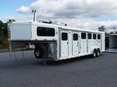 Stallion Horse Trailers