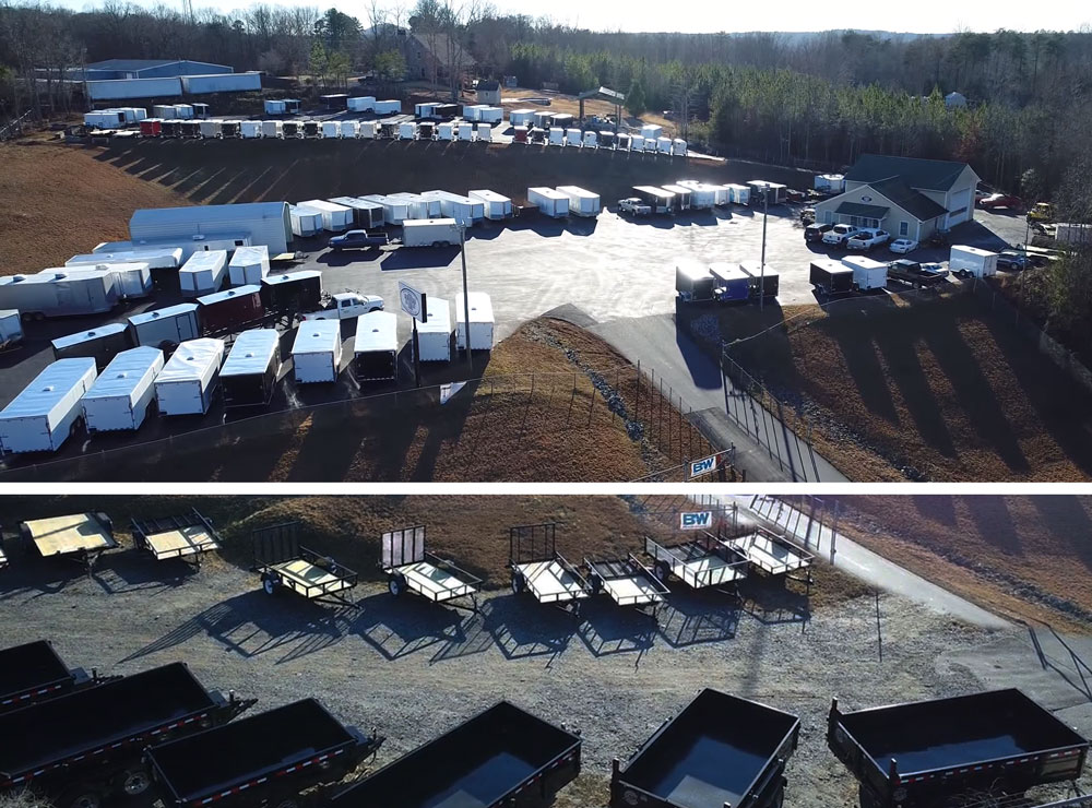 Pre-Owned Trailers